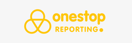 One Stop Reporting logotyp